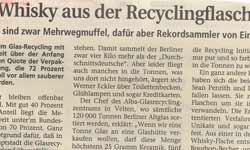 Glaskunst Recycling Modeschmuck Unikatschmuck